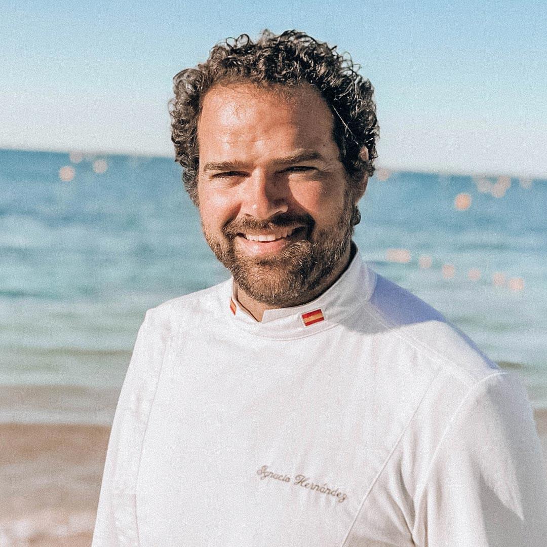 Ignacio Hernandez Spanish Chef